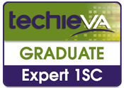The Techie VA: 1SC Expert